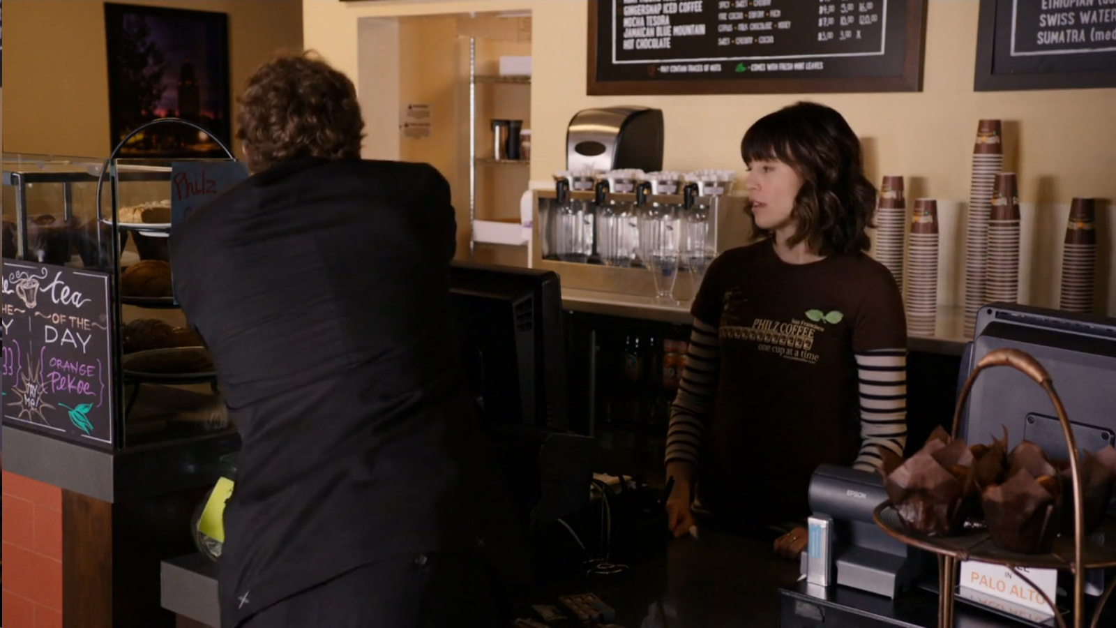 Philz Coffee In Silicon Valley Tv Show