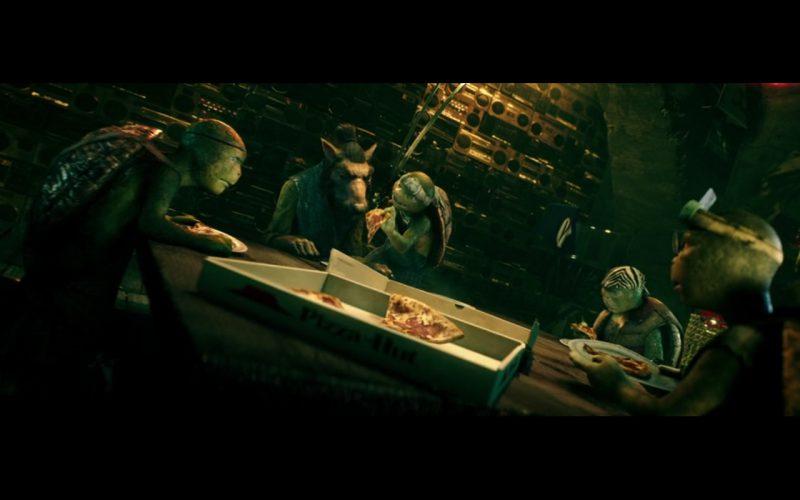 Pizza Hut – Teenage Mutant Ninja Turtles (1)