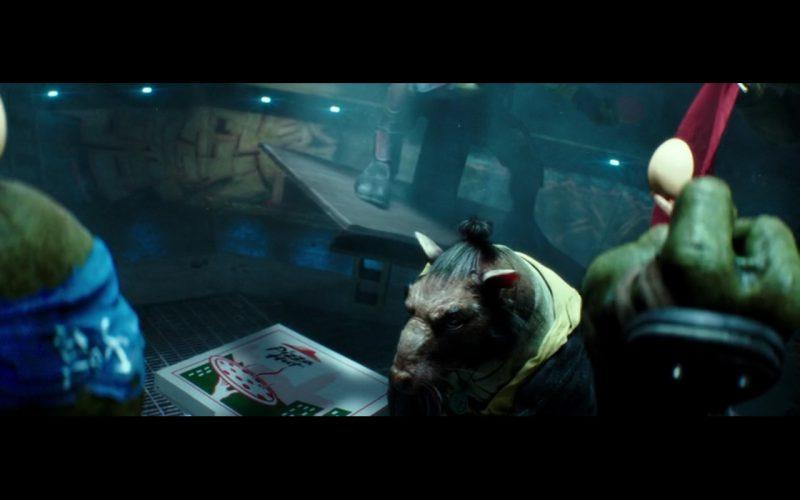 Pizza Hut – Teenage Mutant Ninja Turtles (3)