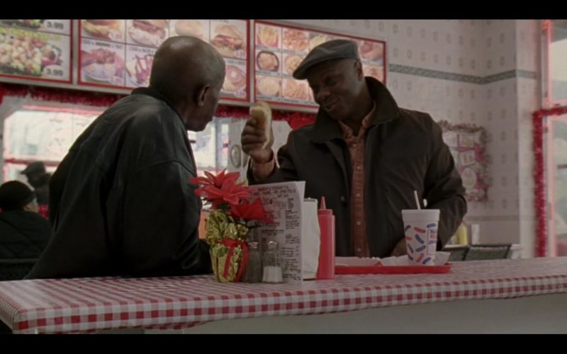 Polock Johnny's - The Wire TV Show Product Placement