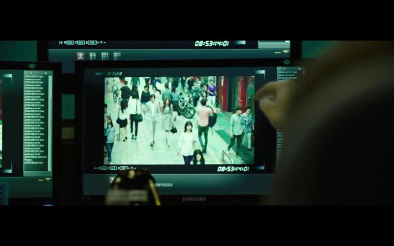 Samsung – The Con Artists (2014) - Movie Product Placement