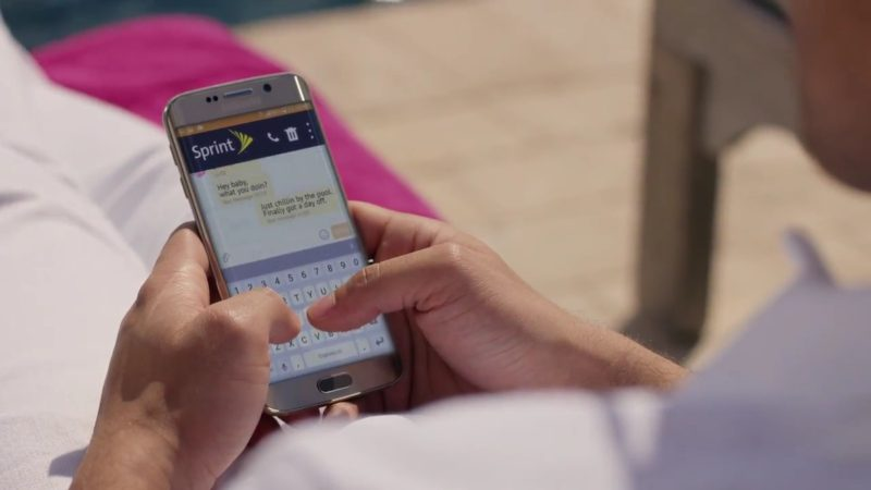 Sprint and Samsung Galaxy S6 Edge - Prince Royce - Back It Up  (2)