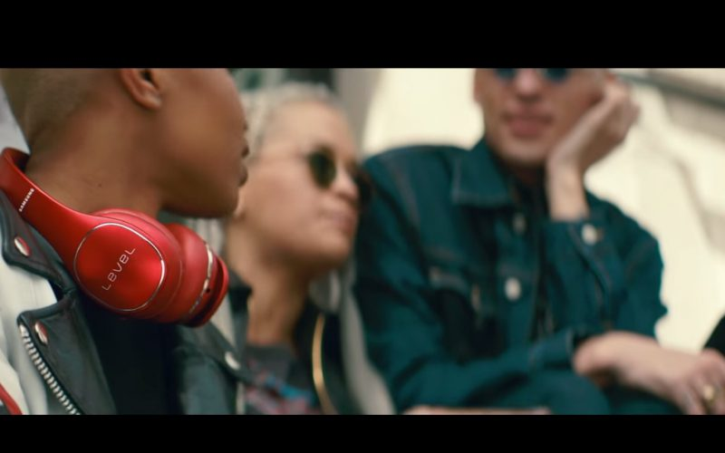 Samsung Level On Wireless Headphones – RITA ORA – Poison (1)