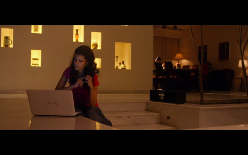 Sony Vaio – The Second Best Exotic Marigold Hotel (2015) - Movie Product Placement