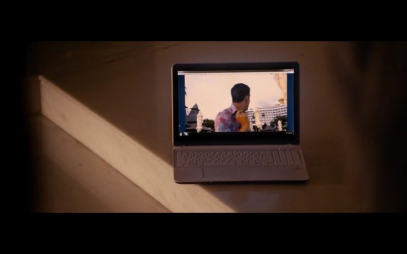 Sony Vaio – The Second Best Exotic Marigold Hotel (2015) Movie Product Placement