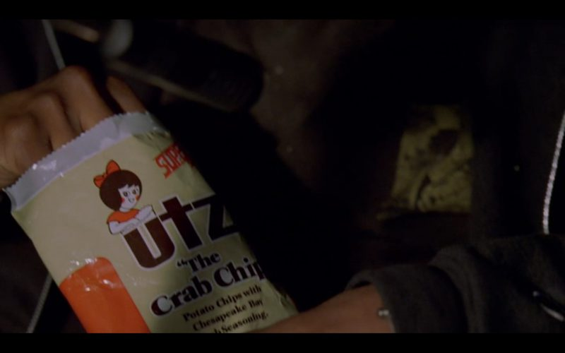 UTZ Crab Chips - The Wire - TV Show Product Placement