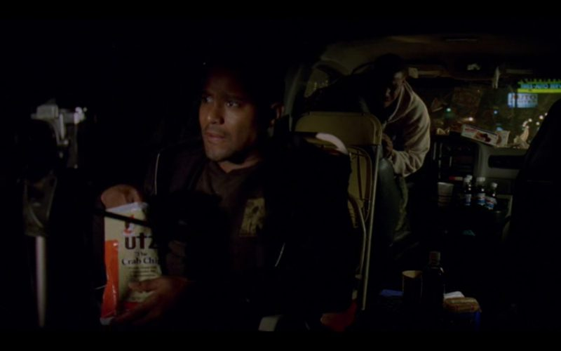 UTZ Crab Chips - The Wire TV Show Product Placement