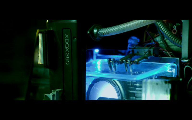 Xbox 360 - Project Almanac (2014) Movie Product Placement