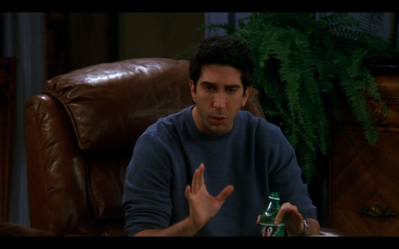 7 Up - Friends - TV Show Product Placement