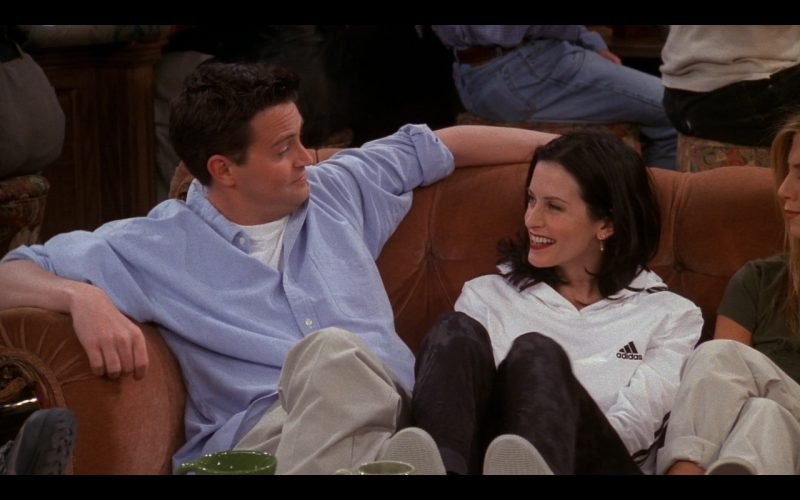 Adidas - Friends - TV Show Product Placement