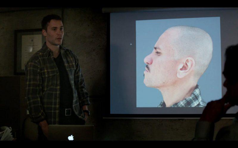 MacBook Pro - True Detective TV Show Product Placement