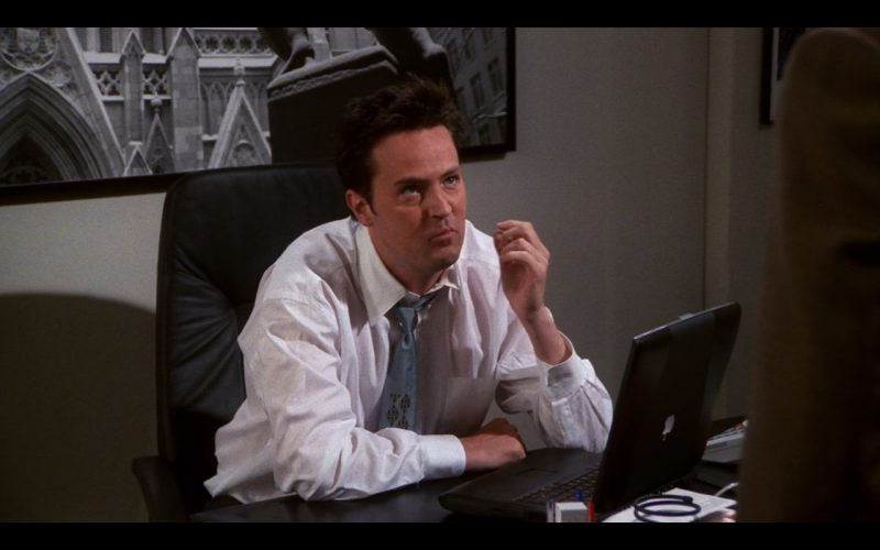 Apple PowerBook G3 - Friends - TV Show Product Placement