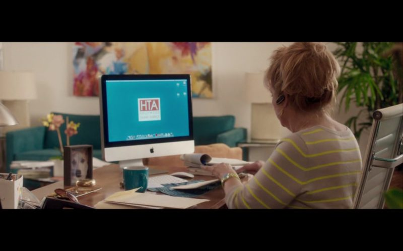 Apple iMac – The Rewrite (2014) Movie Product Placement