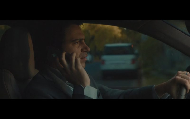 Apple iPhone 5S - Manglehorn (2014) Movie Product Placement