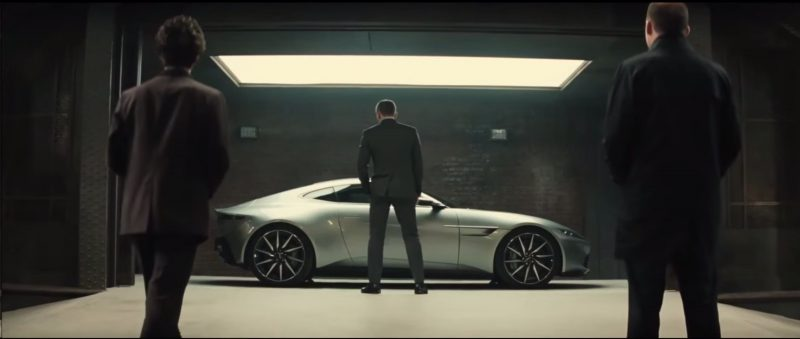 Aston Martin DB10 - 007 Spectre (2015) Movie