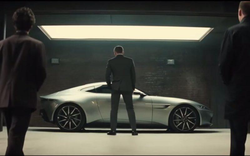 Aston Martin DB10 – 007 Spectre (2015) Movie