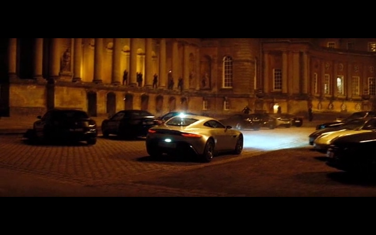 Dodge Challenger Convertible >> Aston Martin DB10 – 007: Spectre (2015) Movie Movie