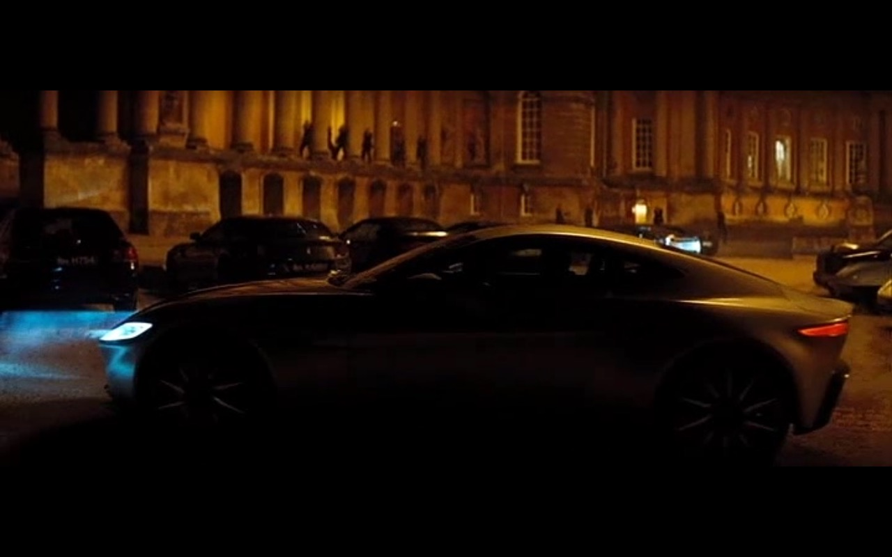 Aston Martin Db10 007 Spectre 2015 Movie Movie