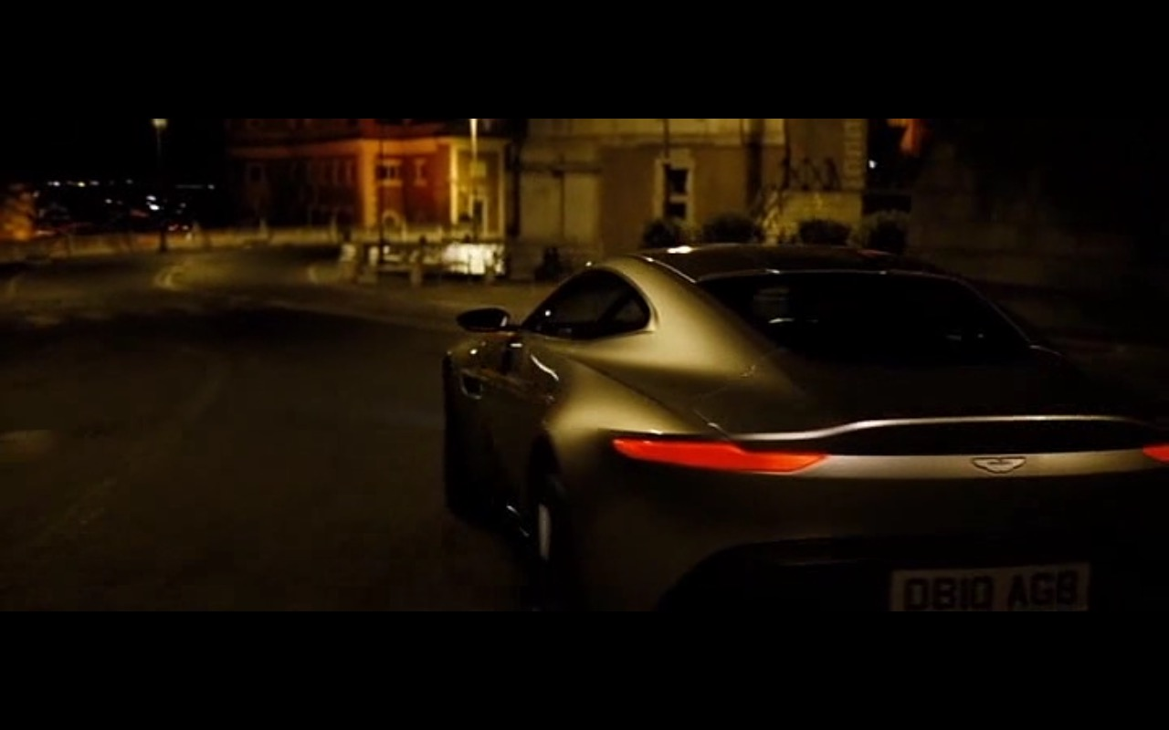 Aston Martin Db10 007 Spectre 2015 Movie Movie Scenes