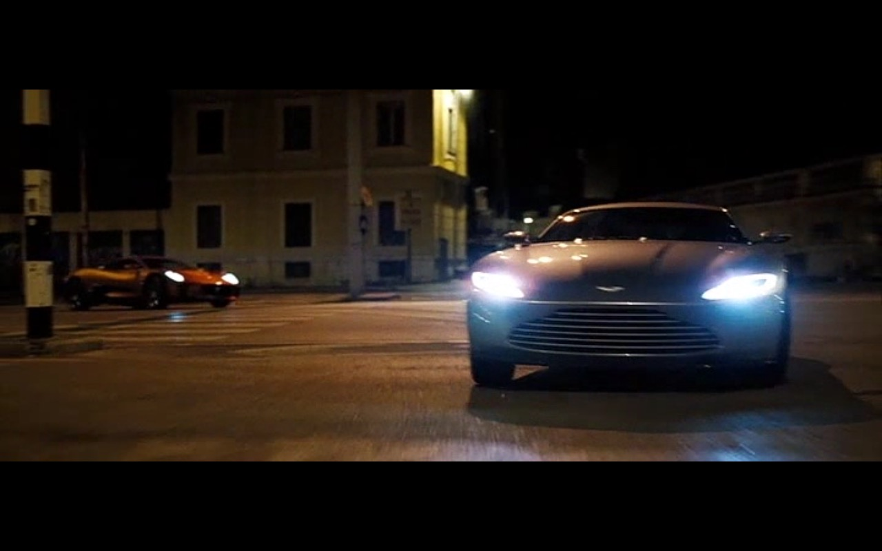 Aston Martin DB10 - 007: Spectre (2015) Movie Movie Product Placement