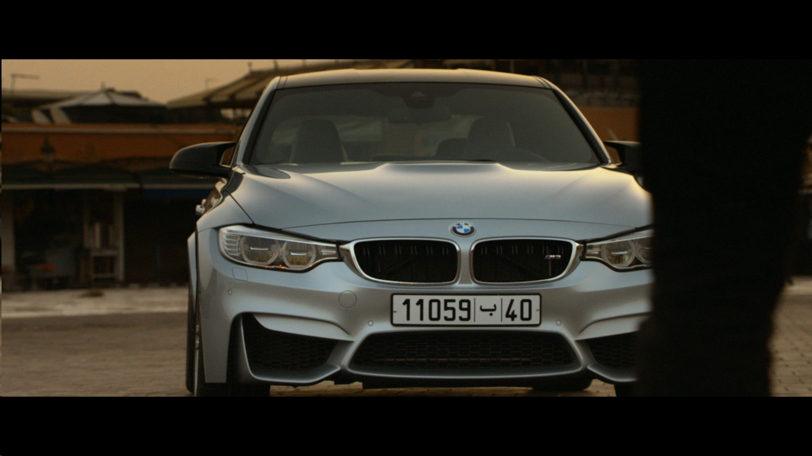 Bmw M3 Mission Impossible Rogue Nation 2015 Movie