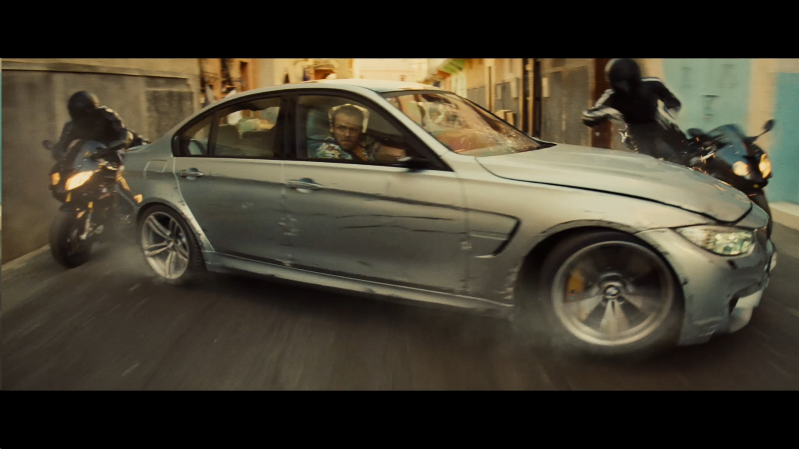 Bmw M3 Mission Impossible Rogue Nation 2015 Movie Scenes