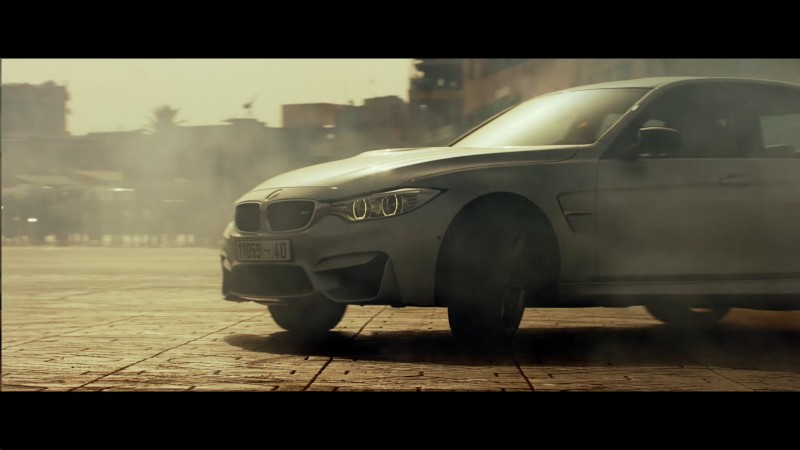 BMW M3 – Mission: Impossible – Rogue Nation (2015) Movie Product Placement