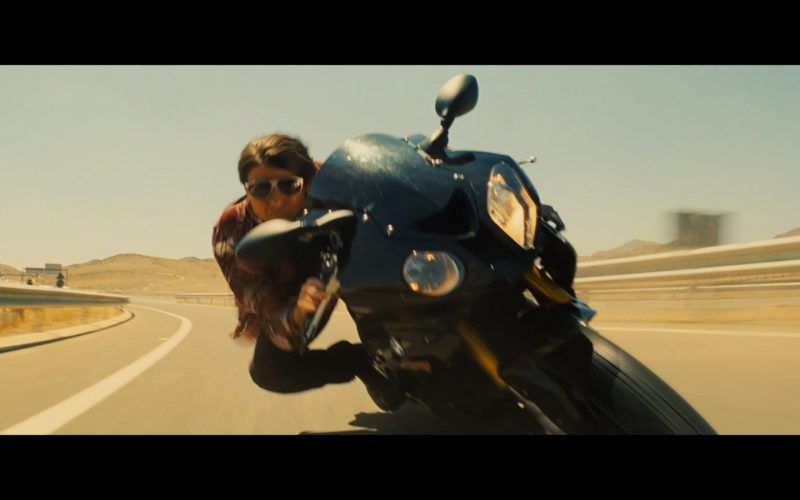 BMW S 1000 RR – Mission Impossible – Rogue Nation (2015)