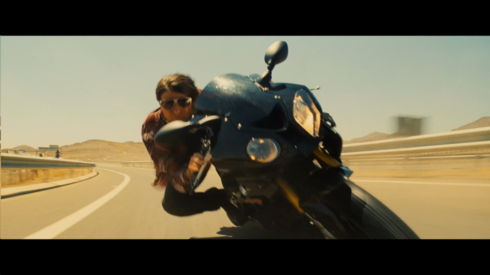 Bmw S 1000 Rr Mission Impossible Rogue Nation 2015