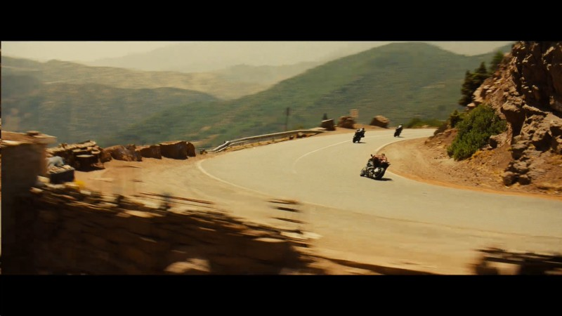 BMW S 1000 RR - Mission: Impossible - Rogue Nation (2015) Movie