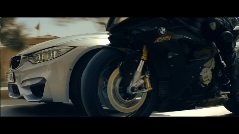 BMW S 1000 RR - Mission: Impossible - Rogue Nation (2015) Movie Product Placement