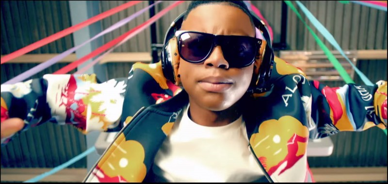 Beats By Dre - Silentó - Watch Me Official Music Video Product Placement