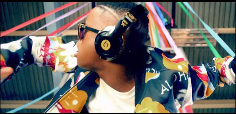 Beats By Dre - Silentó - Watch Me - Official Music Video Product Placement