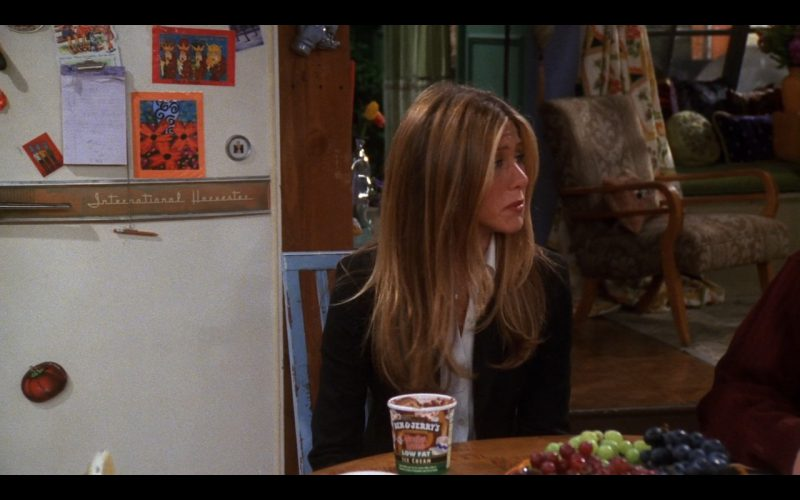 Ben & Jerry's Ice Cream - Friends - TV Show Product Placement