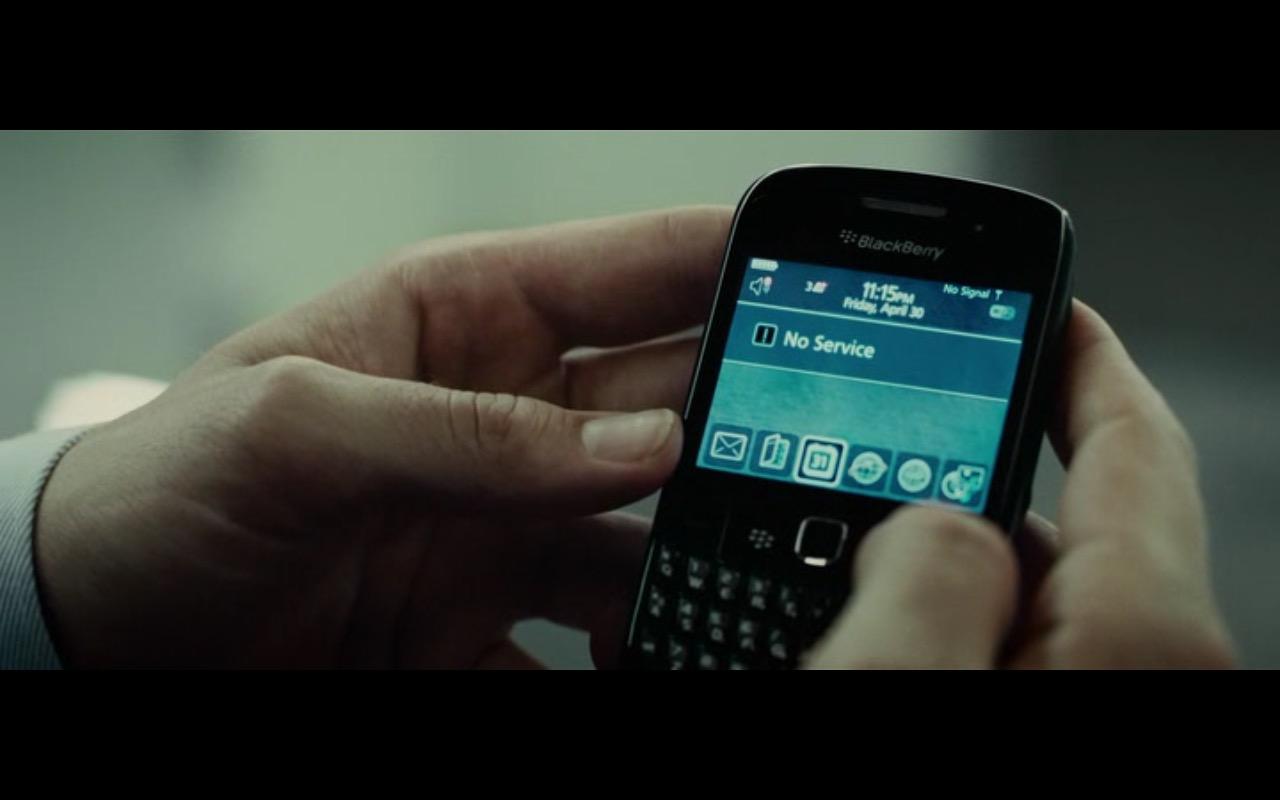 BlackBerry Phone - Limitless (2011) Movie