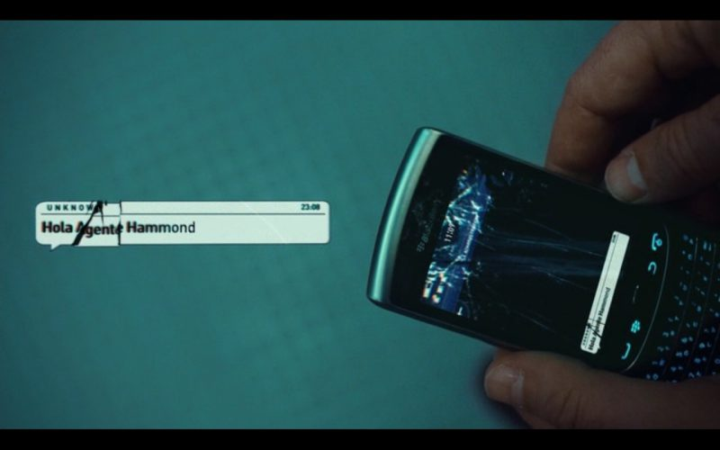 BlackBerry Torch - Non-Stop (1)