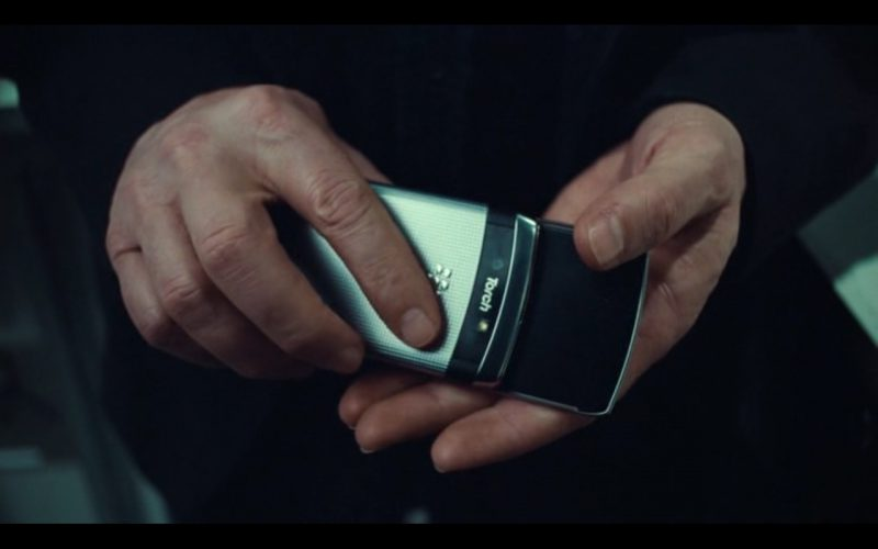 BlackBerry Torch - Non-Stop (2014) Movie Product Placement