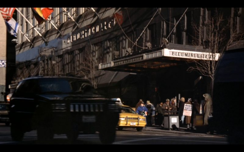Bloomingdale's - Friends - TV Show Product Placement