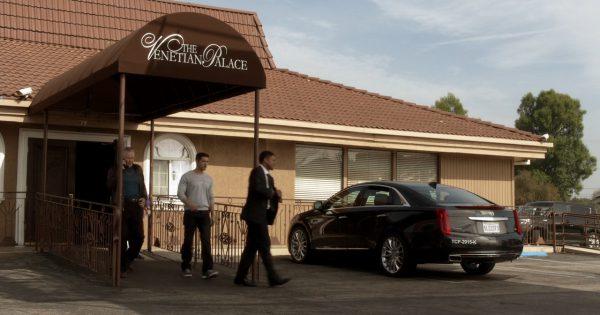 Cadillac CTS – Ray Donovan TV Show Scenes