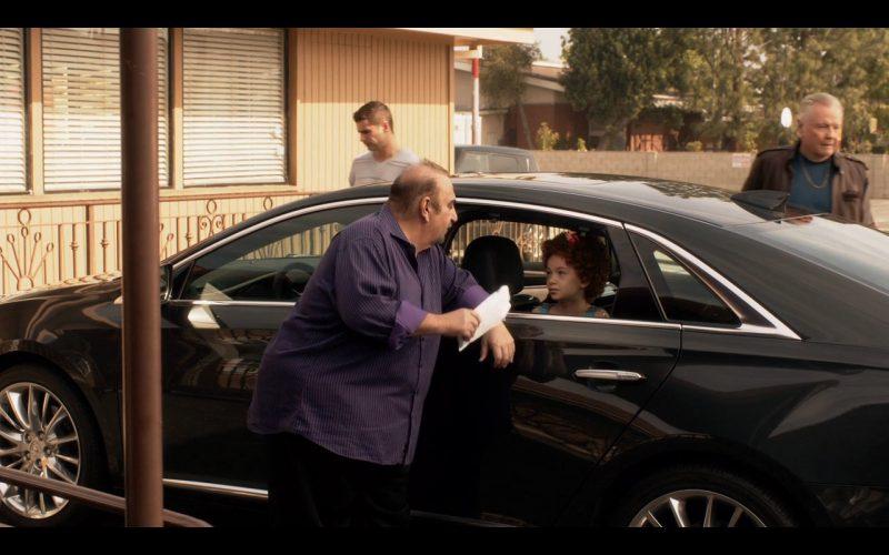 Cadillac XTS - Ray Donovan - TV Show Product Placement