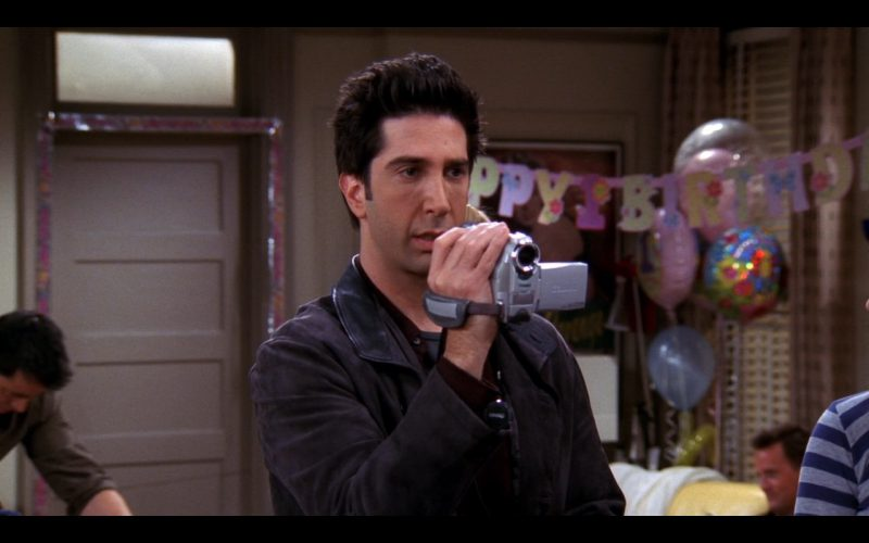 Canon - Friends - TV Show Product Placement