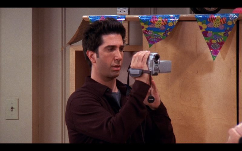Canon - Friends TV Show Product Placement
