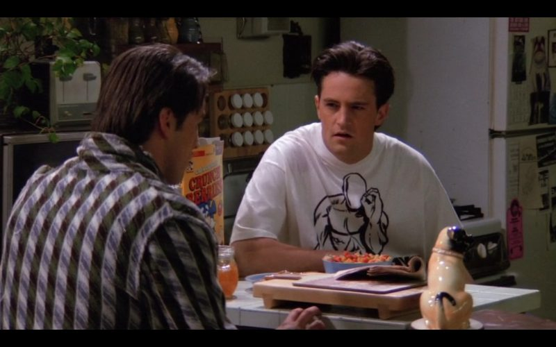 Cap'n Crunch - Crunch Berries - Friends TV Show Product Placement