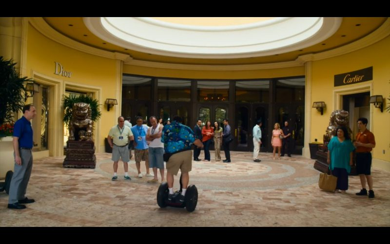 Cartier and Dior – Paul Blart Mall Cop 2 (2015)