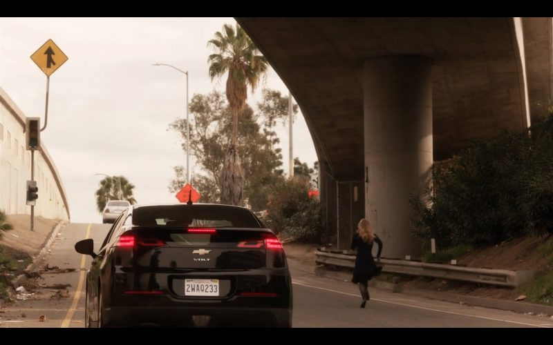 Chevrolet Volt - Ray Donovan TV Show Product Placement