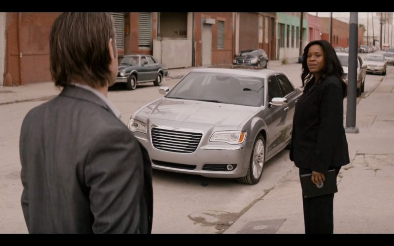 Chrysler 300 – True Detective TV Show Product Placement