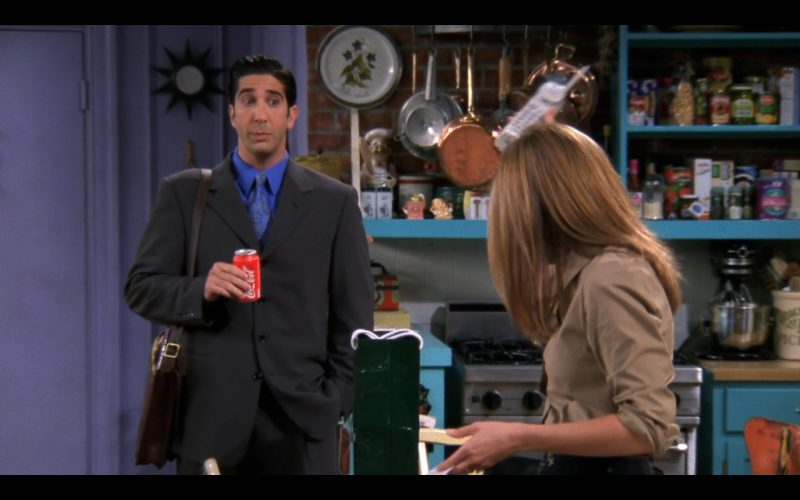 Coca-Cola - Friends TV Show Product Placement