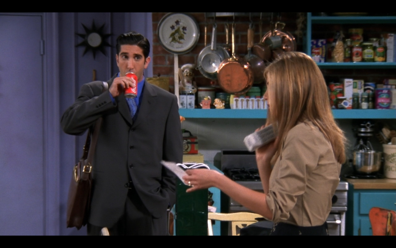 Coca Cola Can Friends TV Show