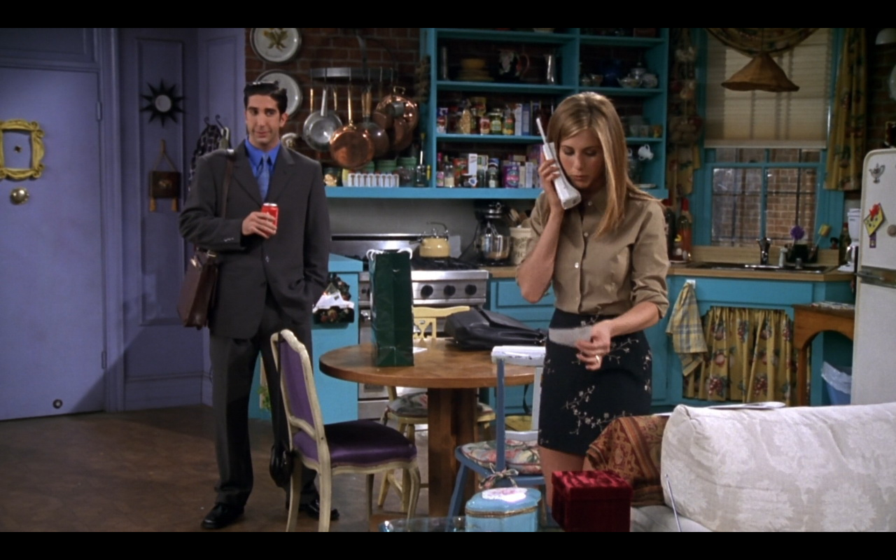 Coca Cola Product Placement In Friends Tv Show