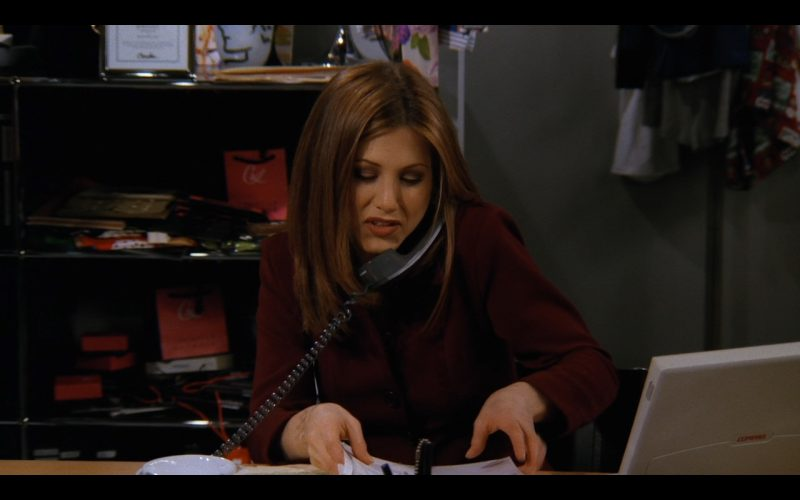 Compaq Notebook - Friends TV Show Product Placement
